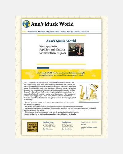 anns-music-world